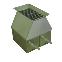 AG020 Stainless Steel Riffle Box