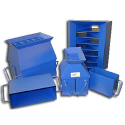 Riffle Boxes